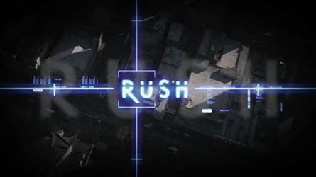 Rush Title Sequence